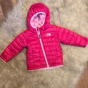 The north face infant coat